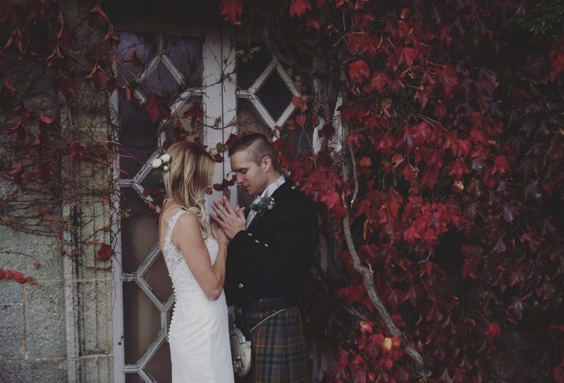 Scotland wedding videographer